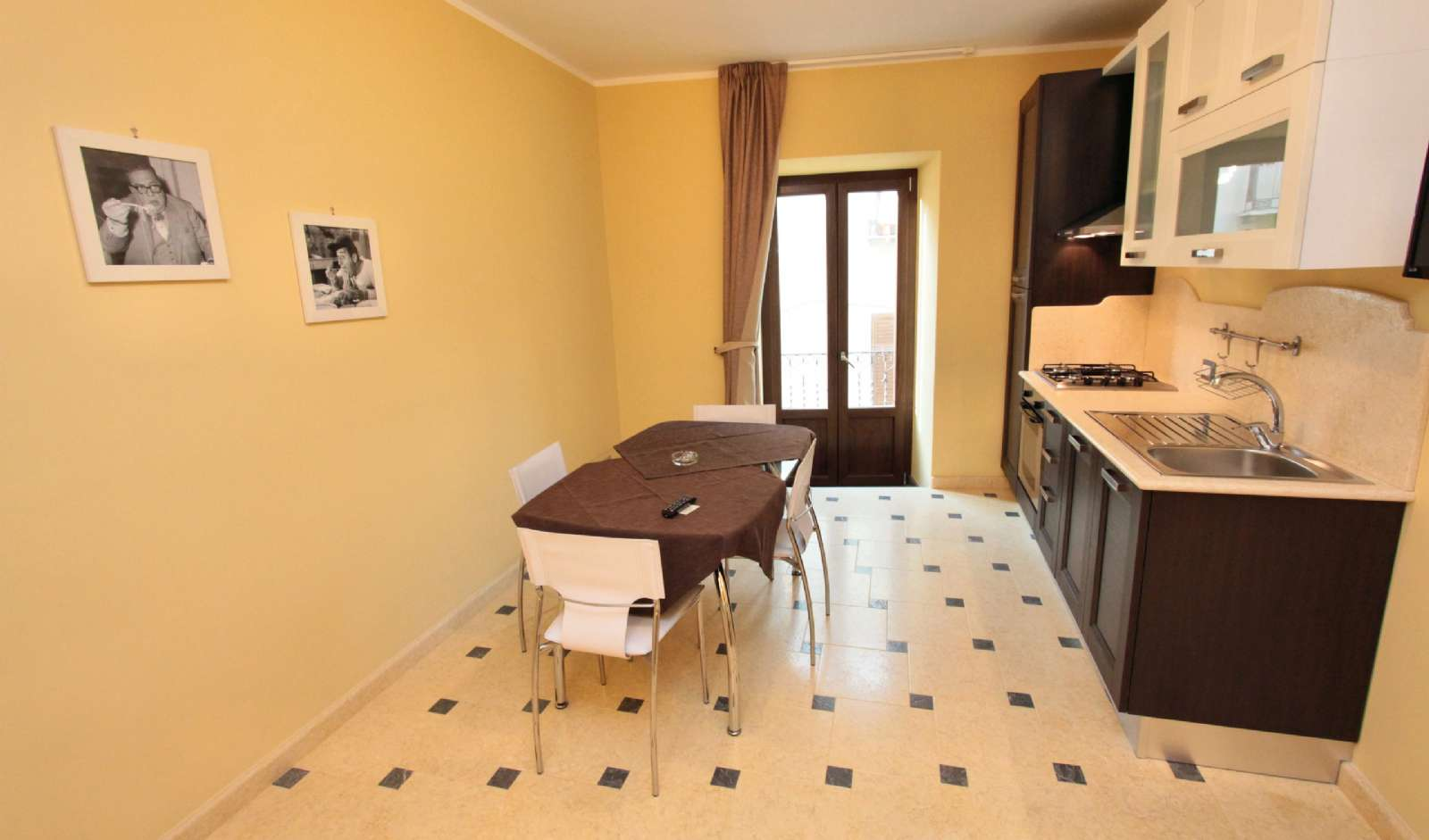 Appartement Filicudi