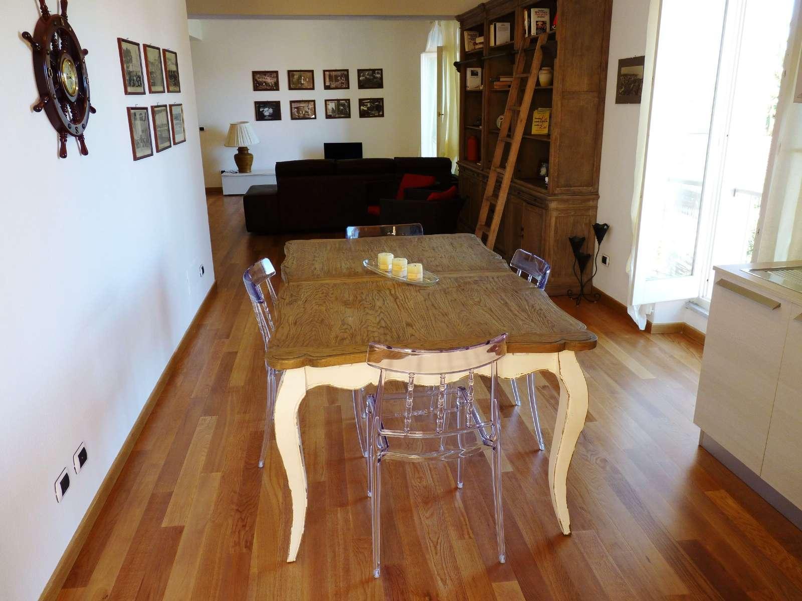 Lägenheten Capo Caccia