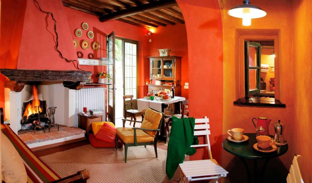 Wohnung Casa del Cacciatore