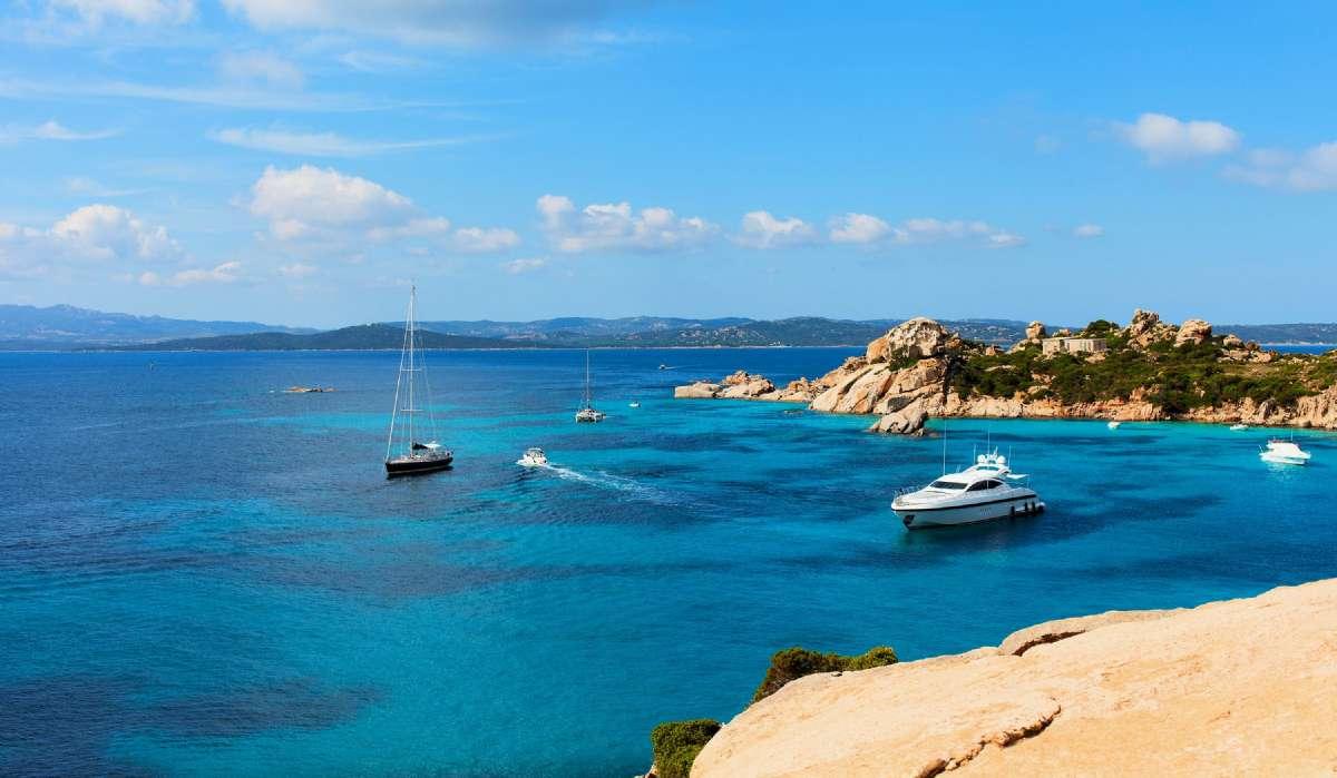 Die Costa Smeralda im Norden Sardiniens