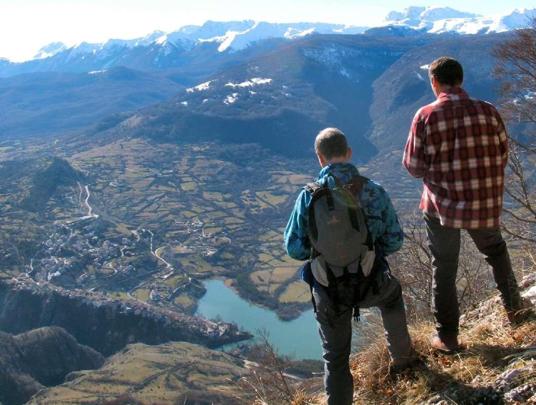 Vandring i Abruzzo