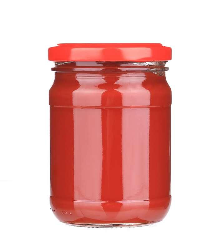 Tomat på glas