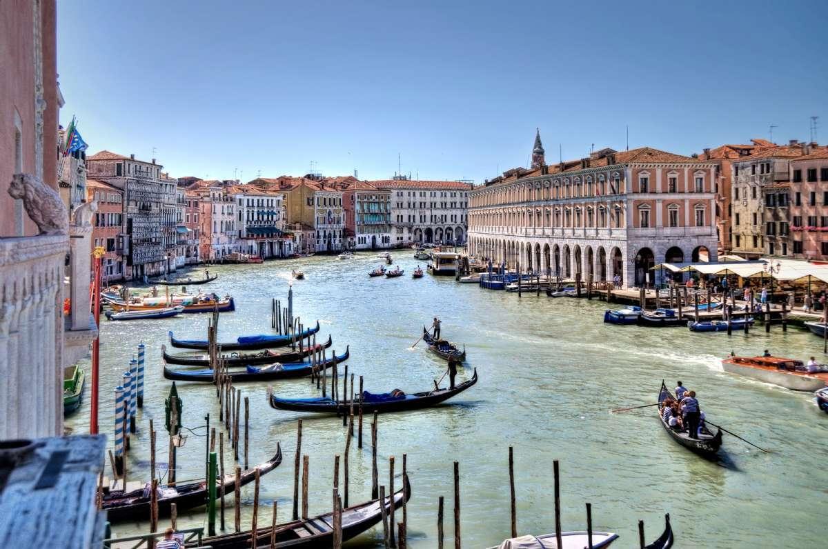 Storbyferie i Venedig (foto: Mike K, Flickr)