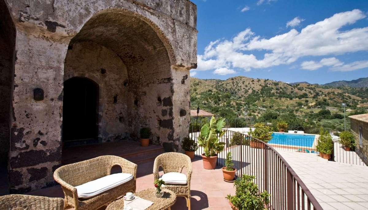 Tag på ferie på Bed & Breakfast på Sicilien med In Italia.