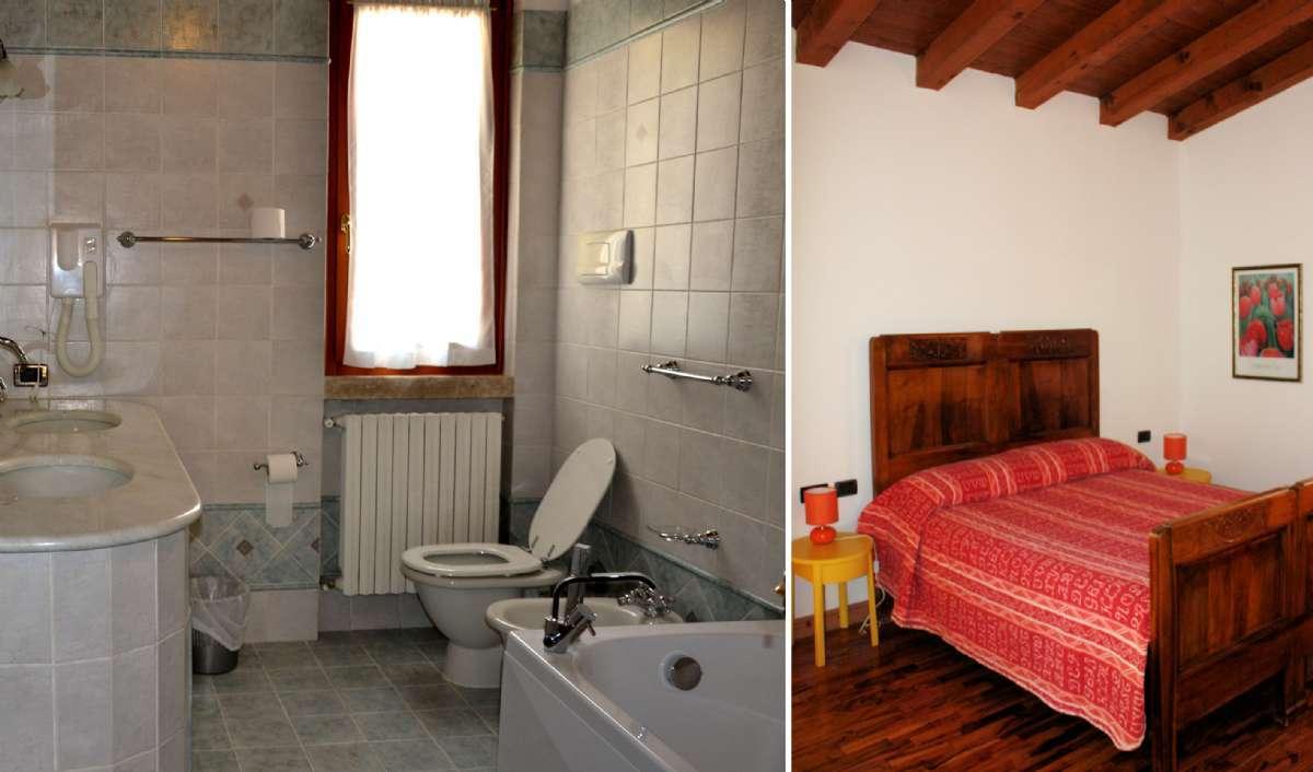 Treværelseslejlighed m/ terrasse