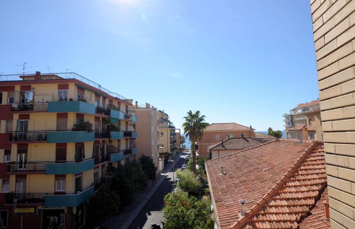 Utsikt från rummen med balkong