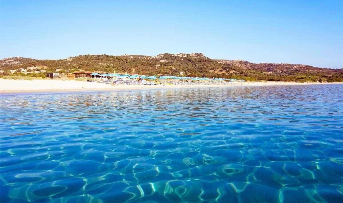 L'Italie offre de belles plages de sable fin