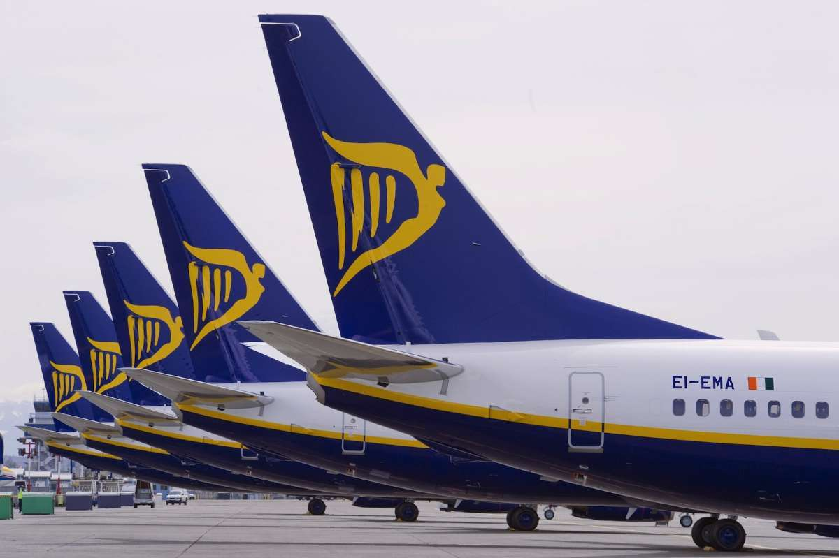 Rom Ciampino lufthavn - Ryanair base