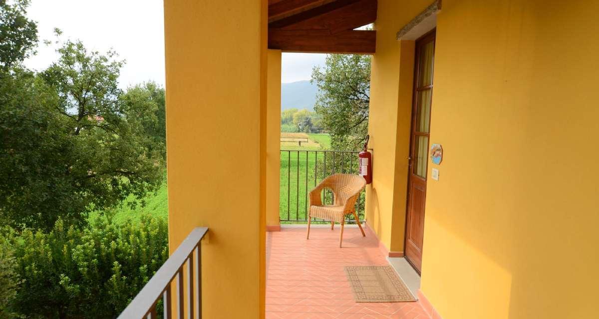 Toværelseslejlighed Neraldo (med lille terrasse)