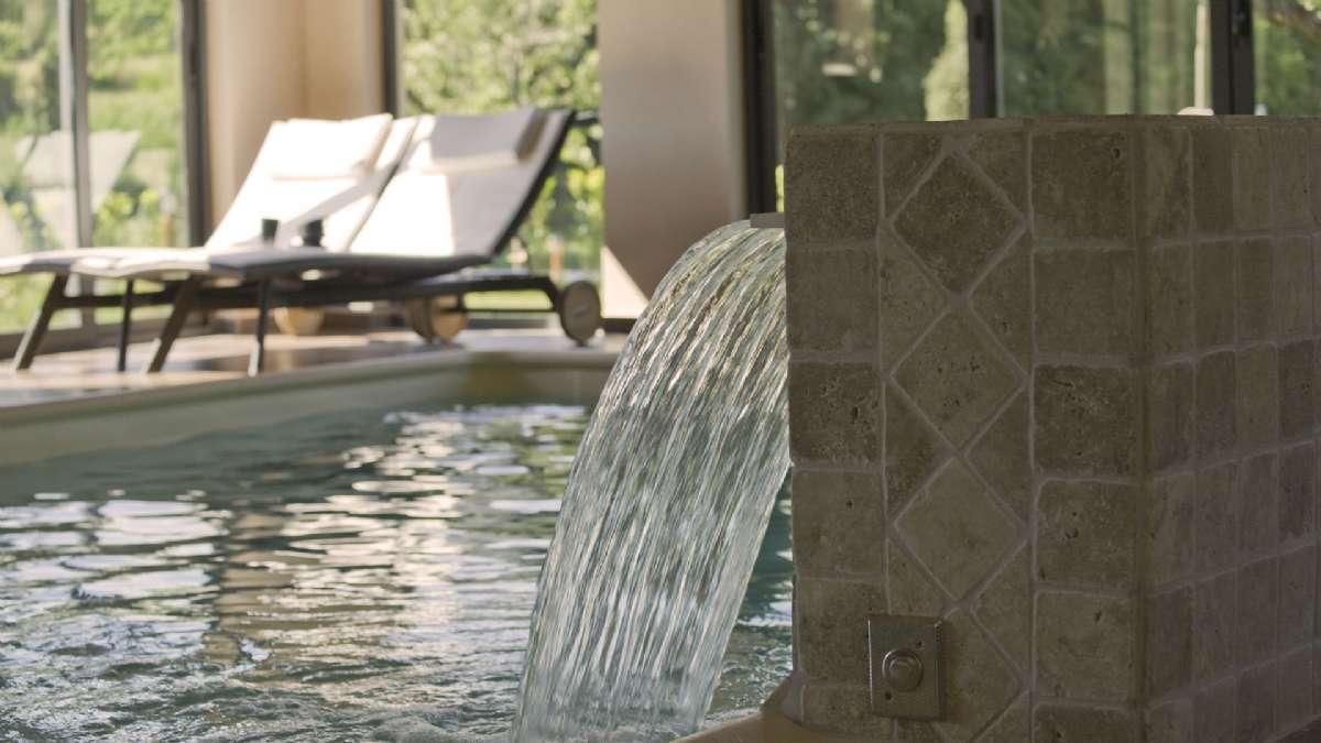 Wellness hotel i Toscana