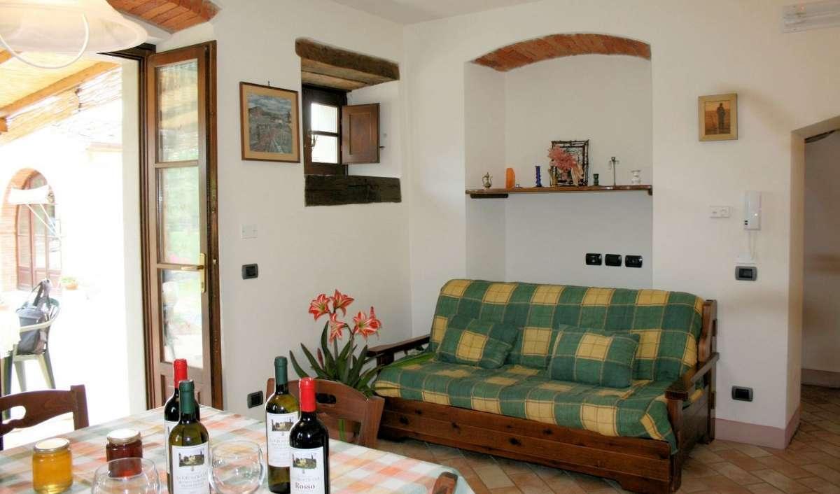 Lägenhet Il Oliveto