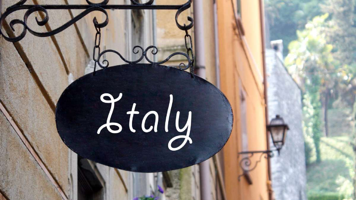Generationsrejser til Italien