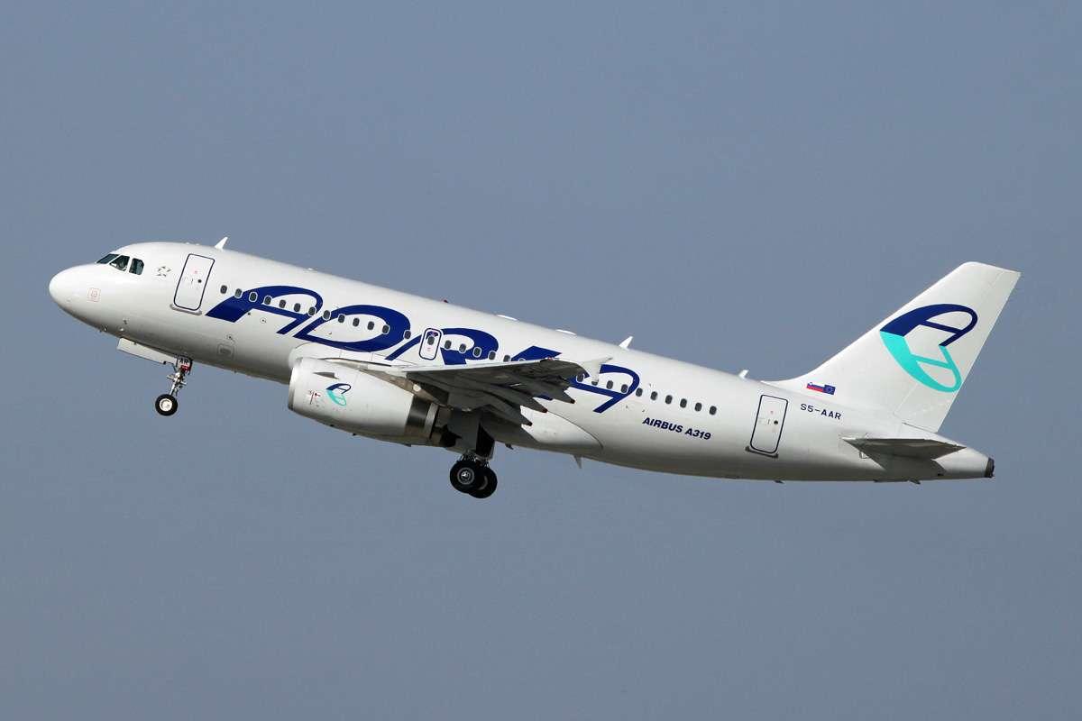 Rejs med flyselskabet Adria Airways til Italien