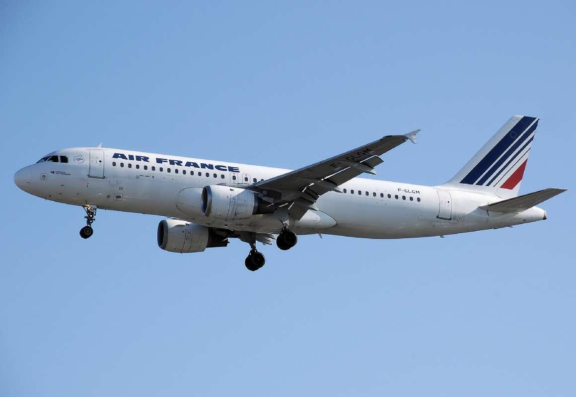 Rejs med flyselskabet Air France til Italien