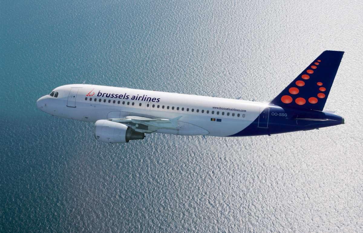 Rejs med flyselskabet Brussel Airlines til Italien