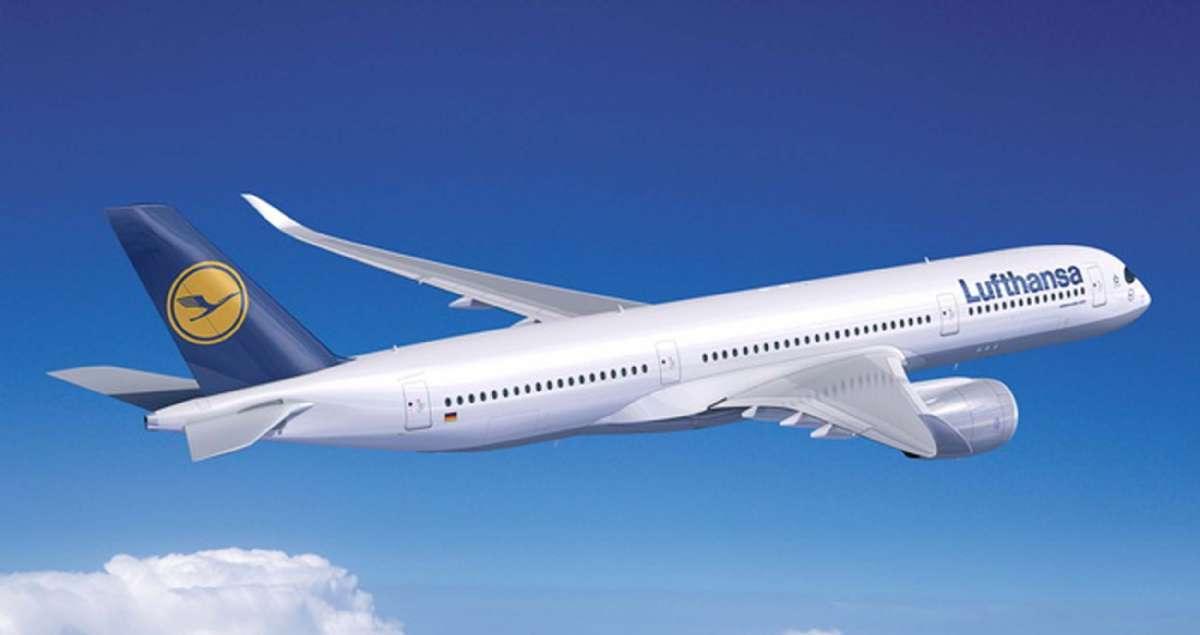 Rejs med flyselskabet Lufthansa på ferie til Italien