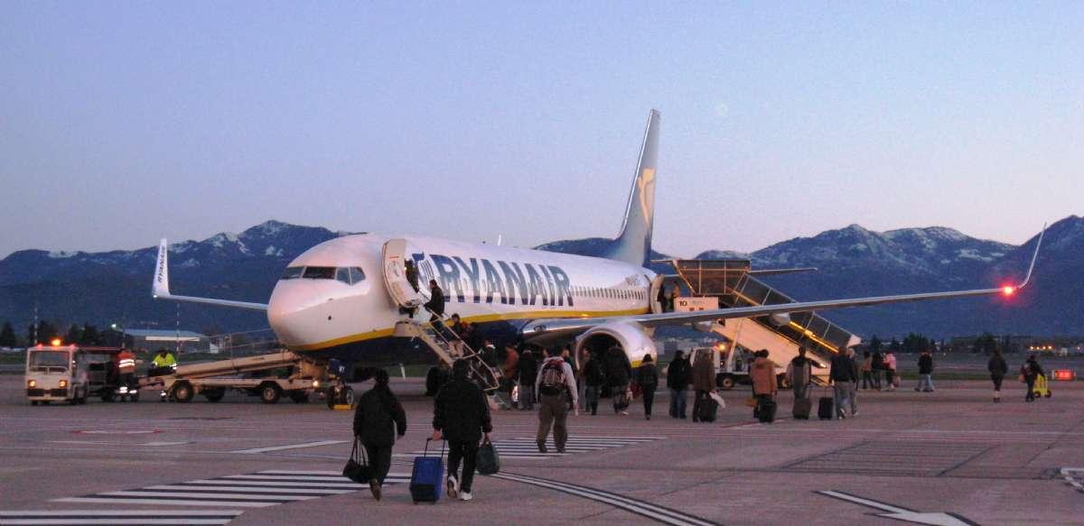 Information om Bergamo Miliano lufthavn