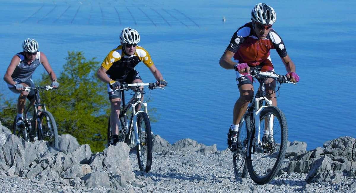 Tag på ferie med mountainbike i Italien