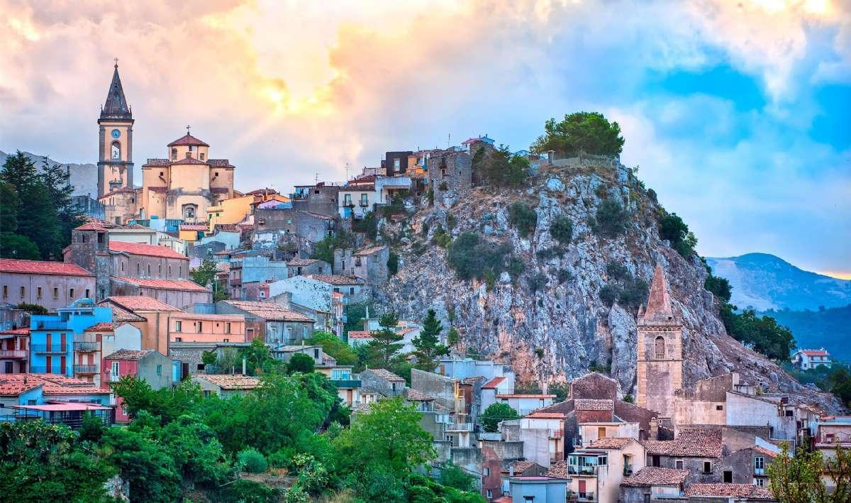 Bergslandsorten Novara di Sicilia