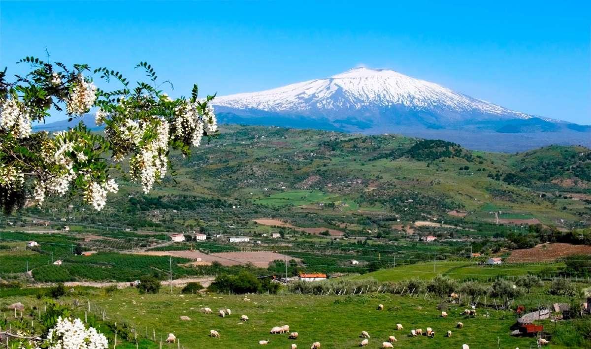 Vulkanen Etna