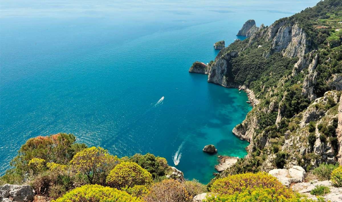 Disse smukke øer ligger i Napoli-bugten