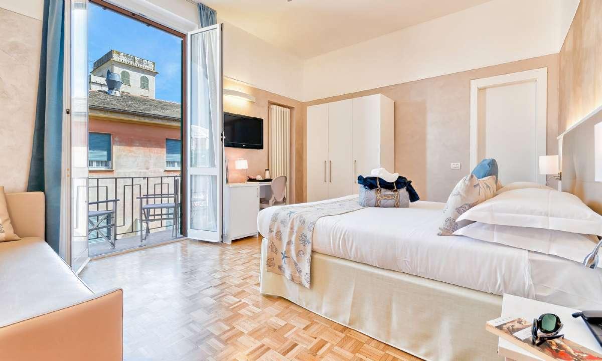 Deluxe-værelse med balkon