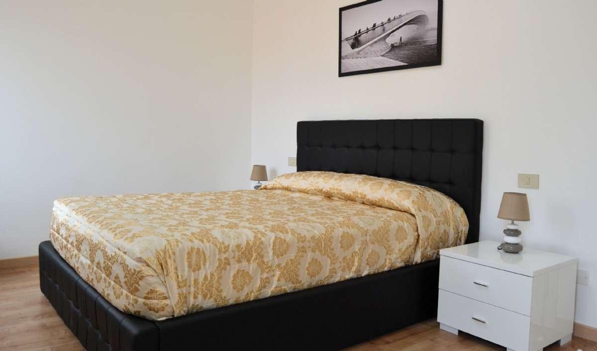 Eksempel på soveværelset i Comfort suite