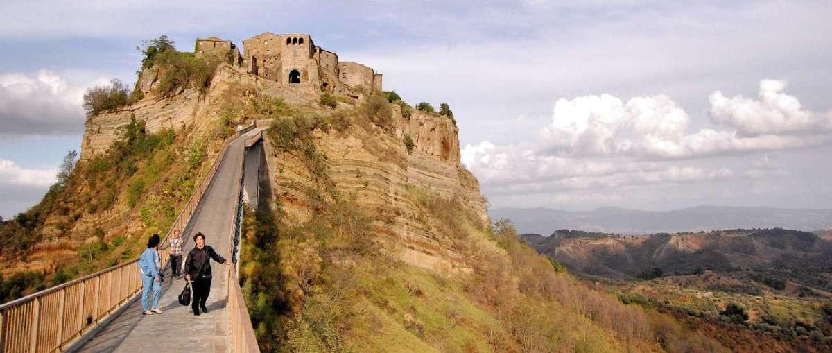 Udflugter i Lazio er andet og mere end Rom