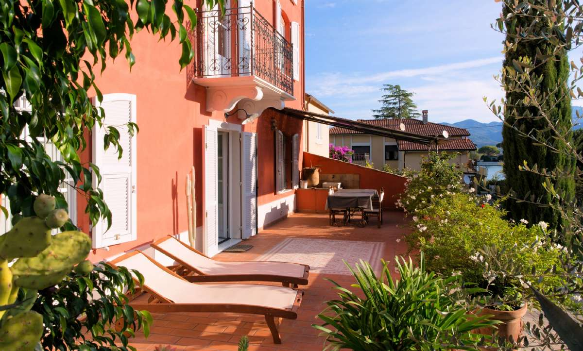 Terrassen til Allegretto