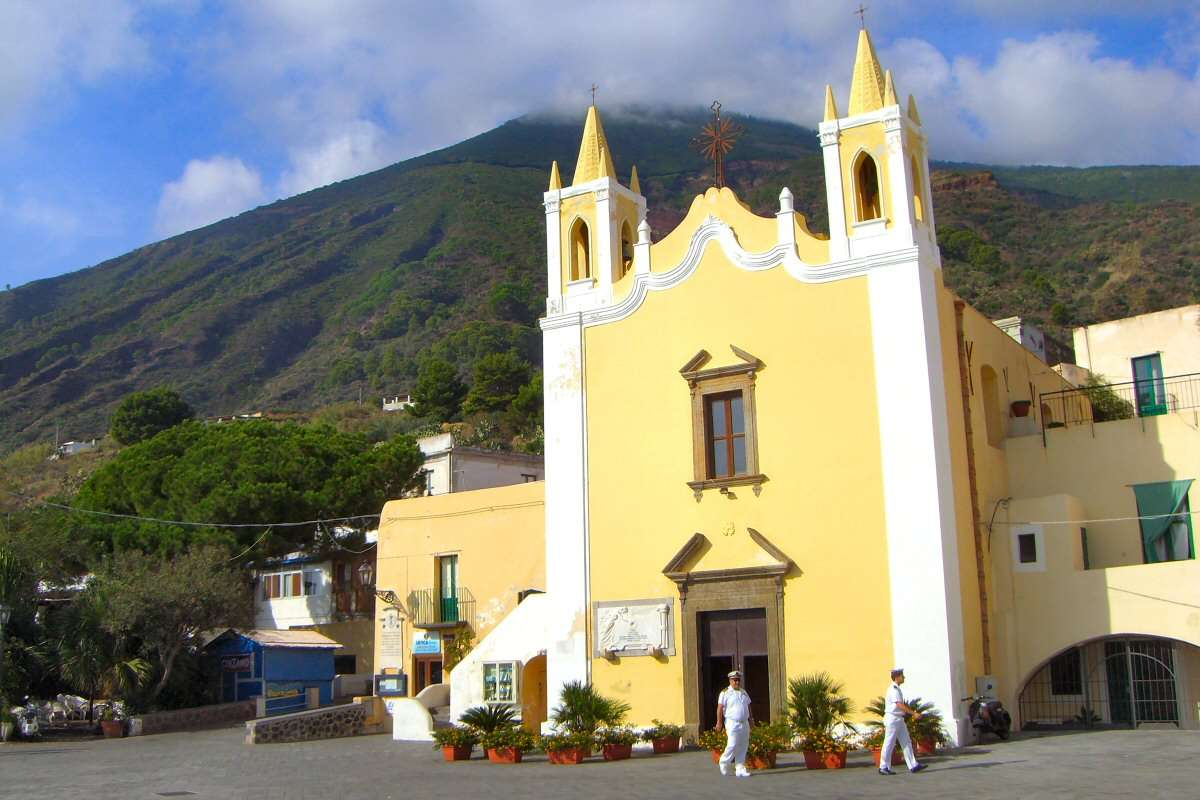 L'église de Santa Maria