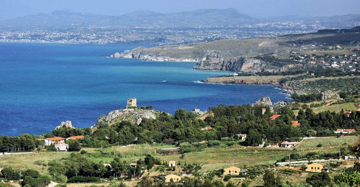 Lo Zingaro Holiday accommodation in Sicily - Italy