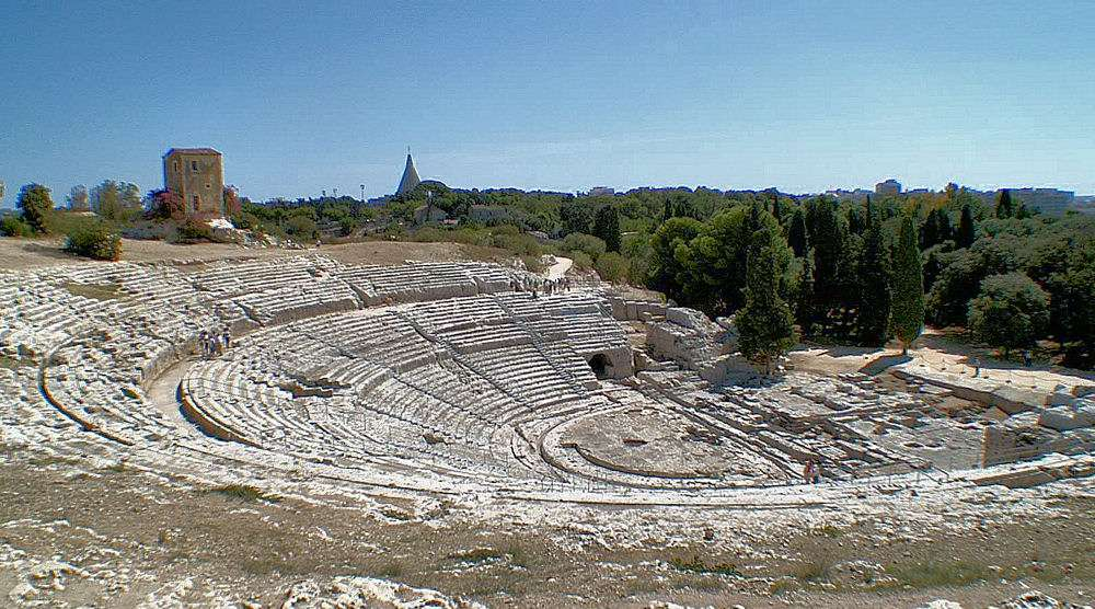 Den grekiska teater