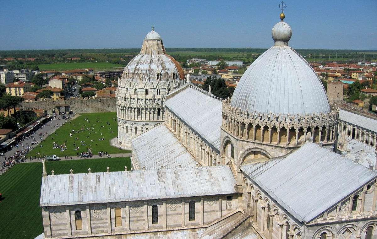 Domkyrkan i Pisa