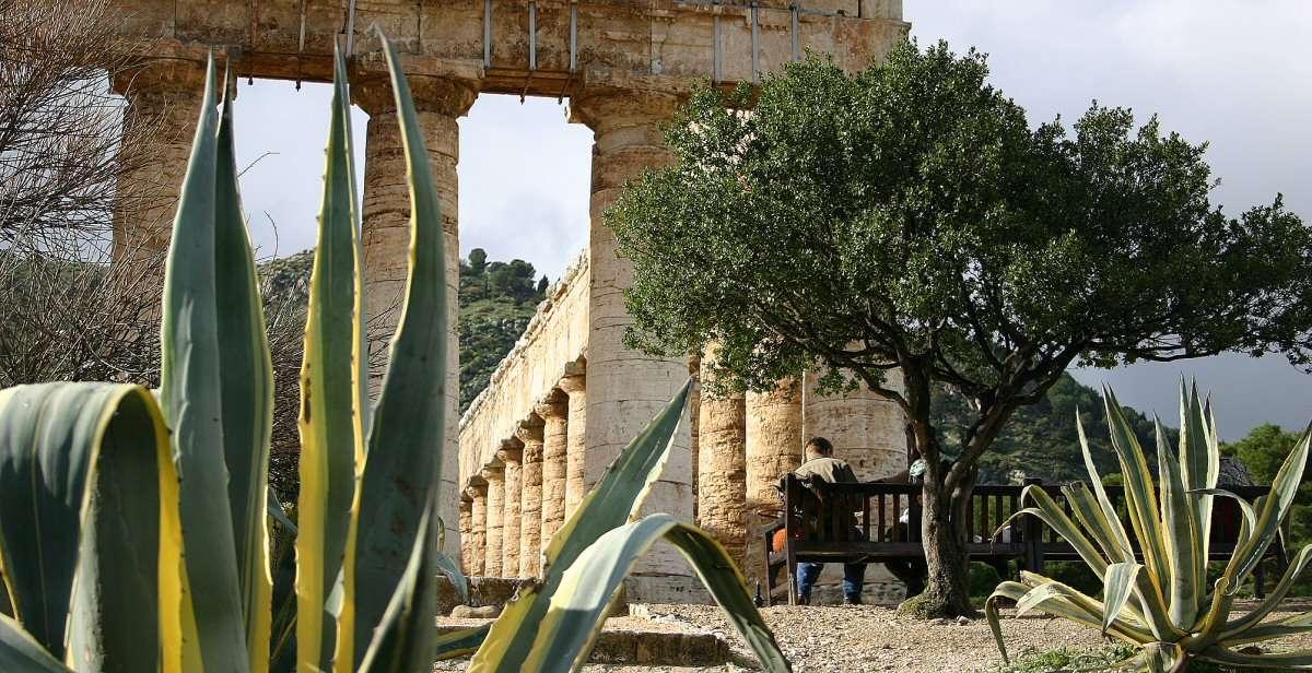 Tempel vid Segesta