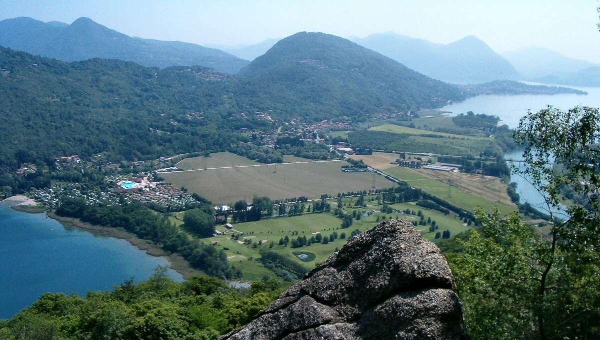 De smukke sølandskaber i Norditalien