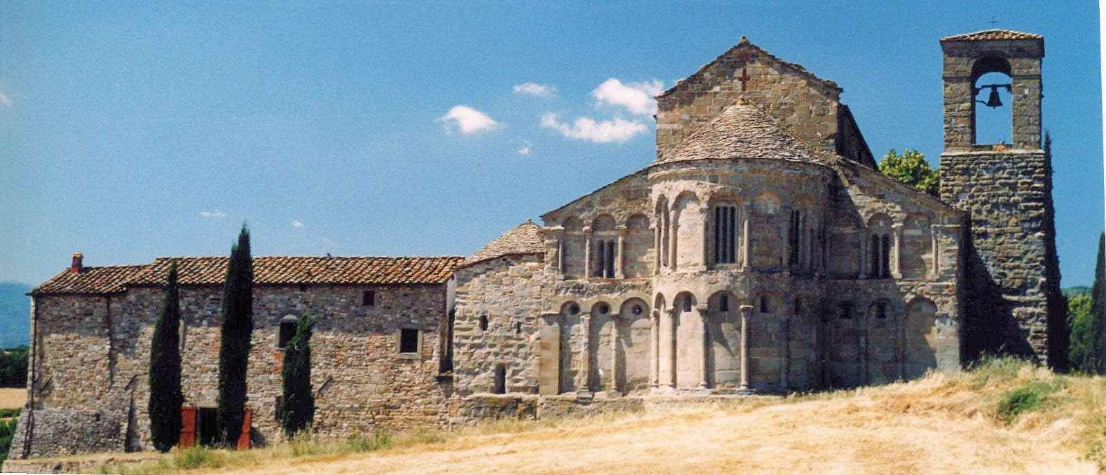 Romena kloster