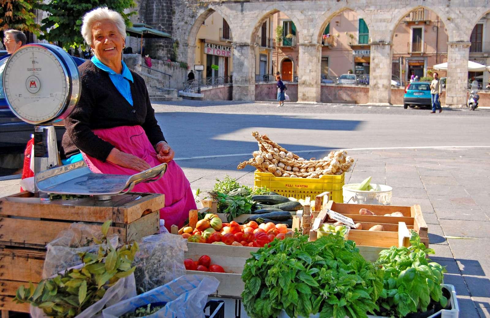 Sulmona, Abruzzes