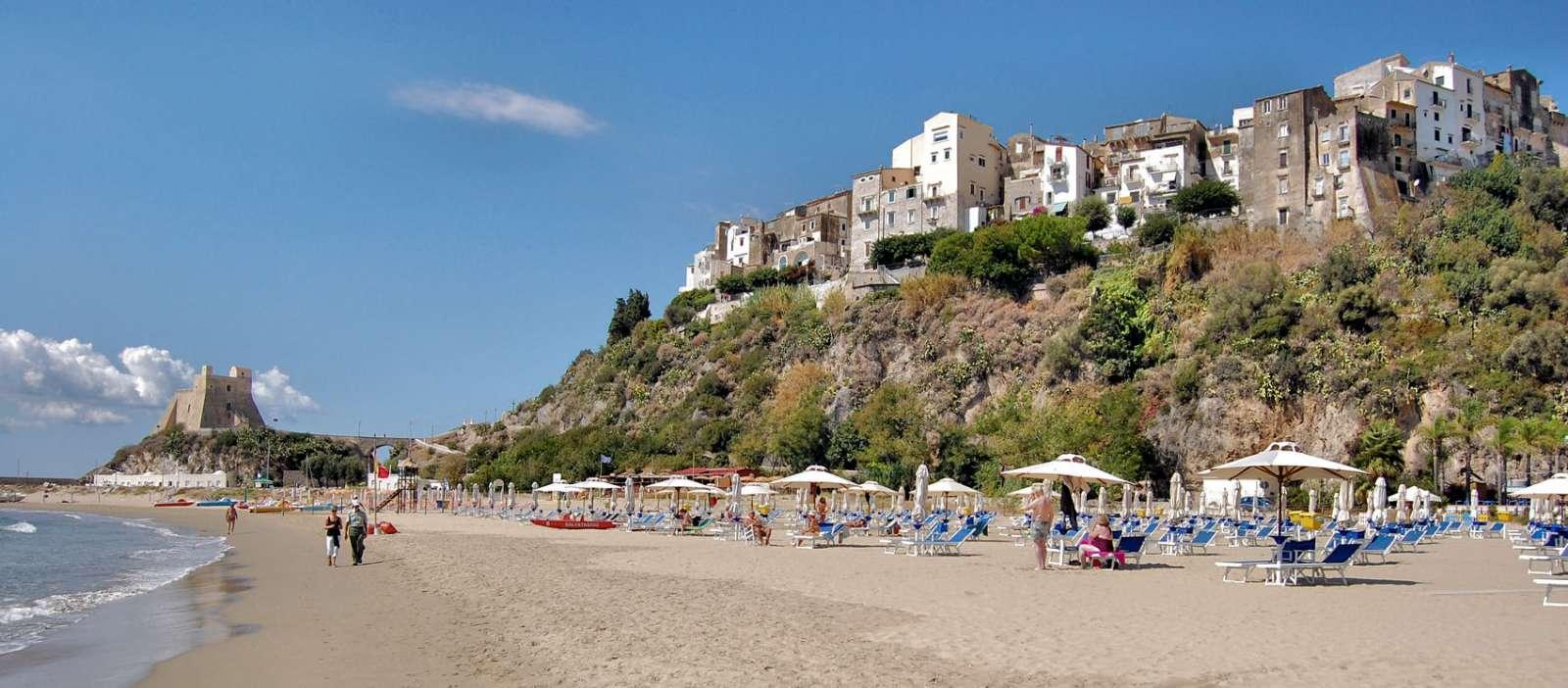Sperlonga ved Lazios kyst