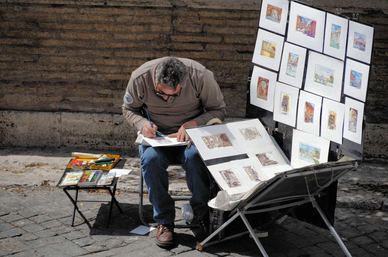 Rom und Ihre Künstler