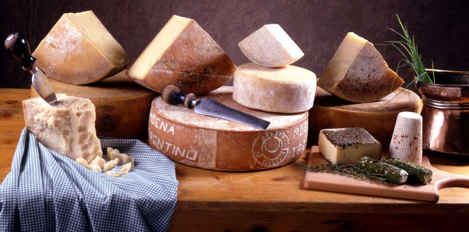 La région est productrice de fromage