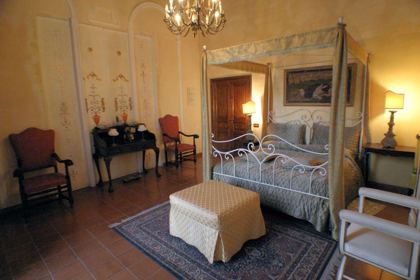 La chambre Badessa