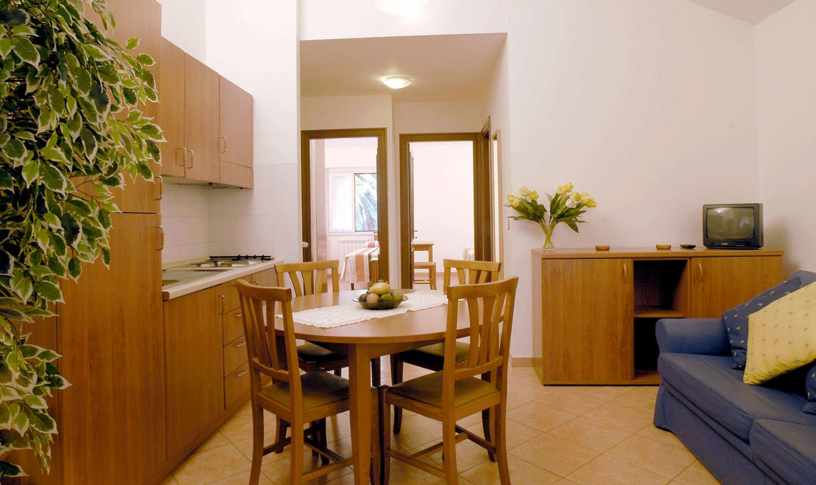 Wohnung Borromini