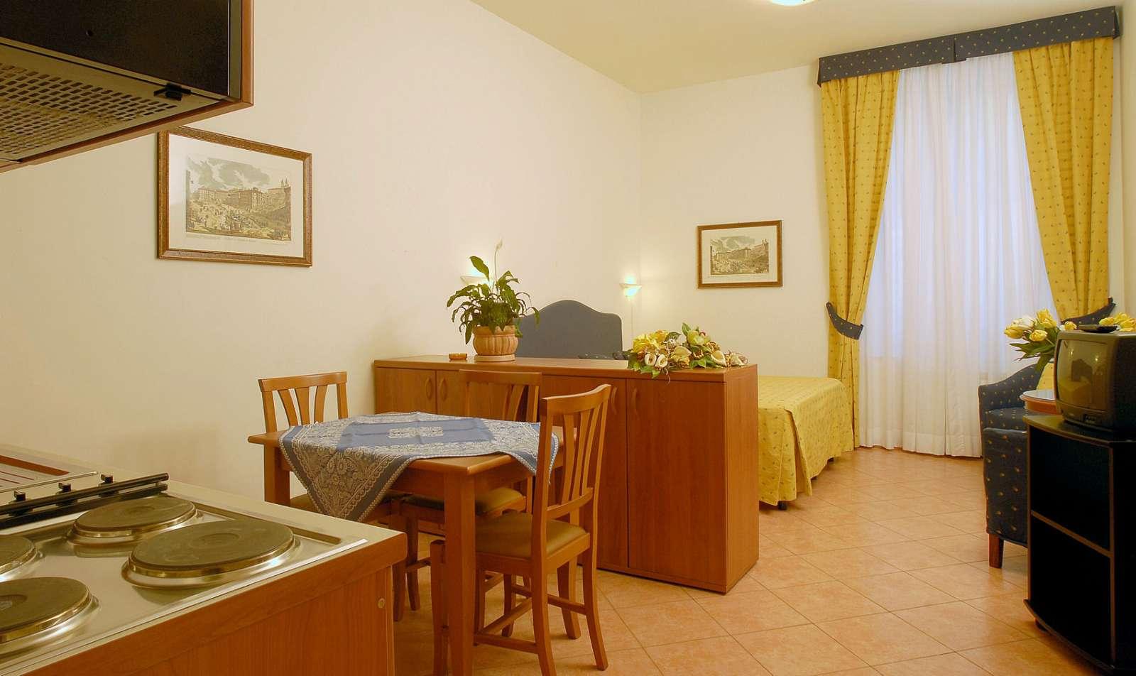 Lägenhet Raffaello