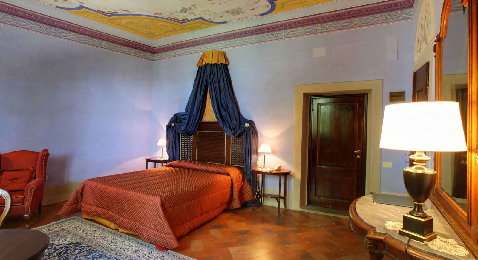 Deluxe rum i villan