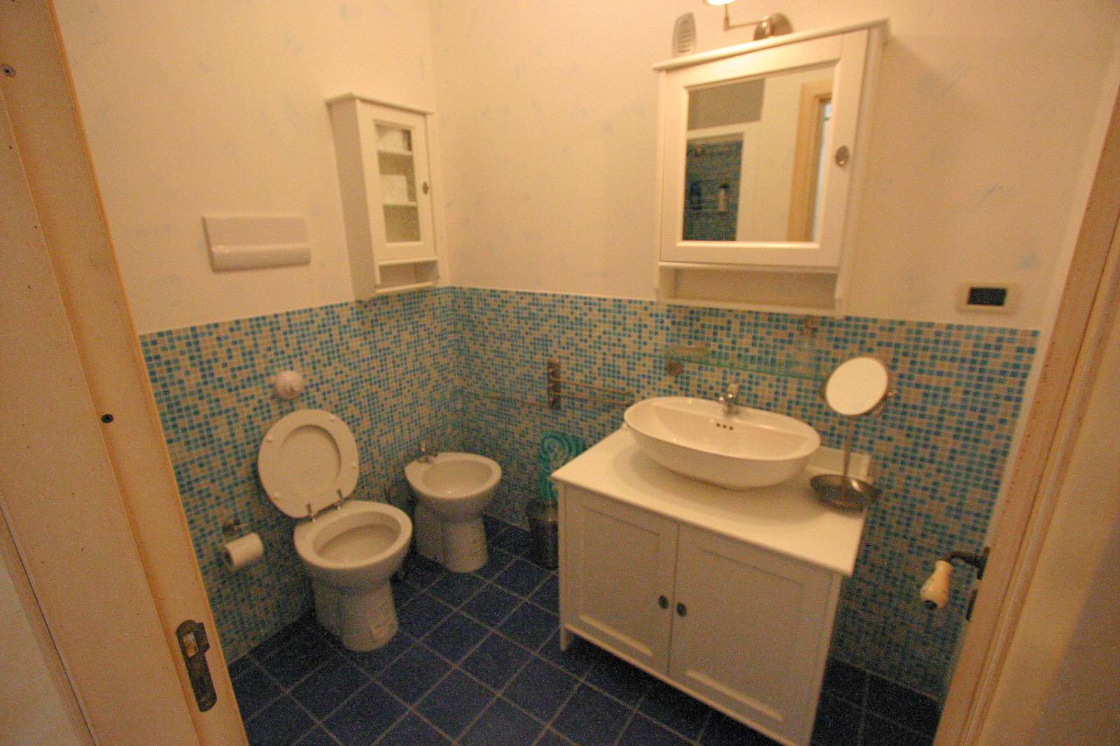 Limone: salle de bain