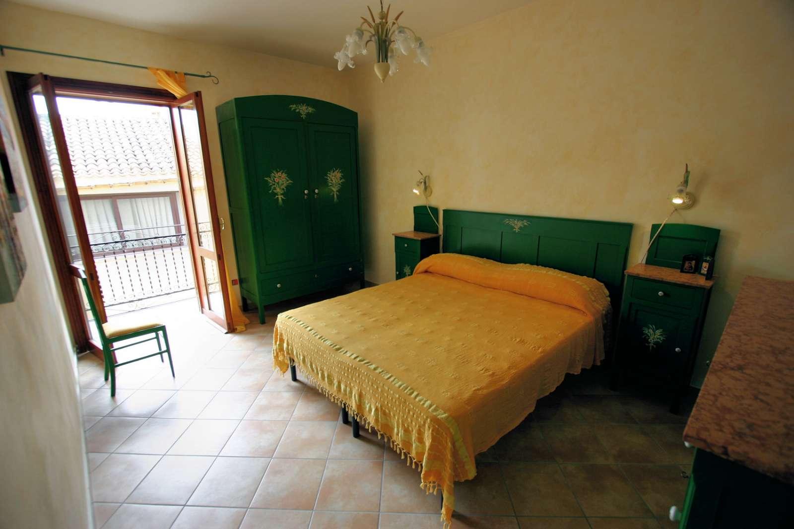 Limone: Schlafzimmer