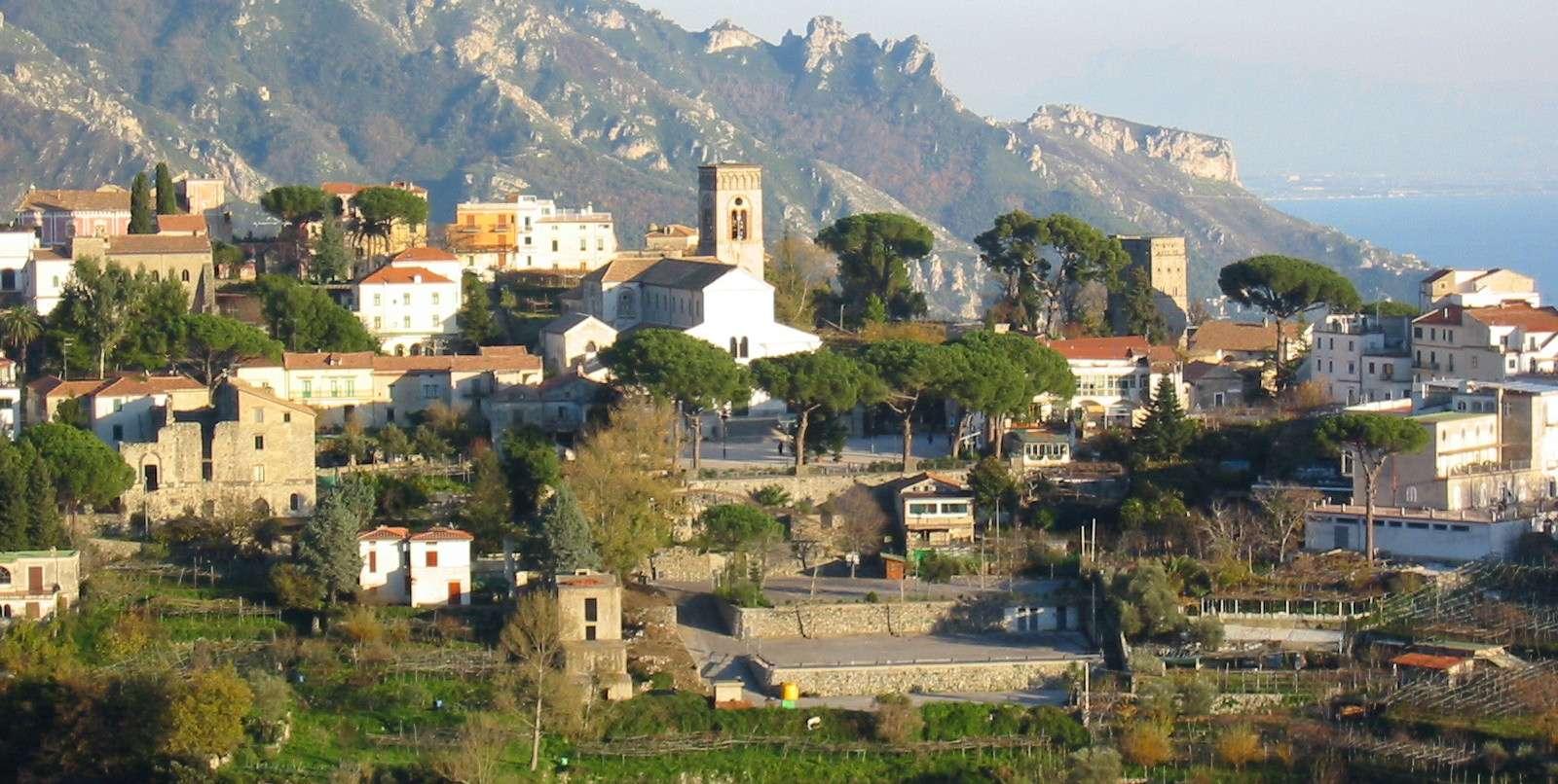 La vue sur Ravello