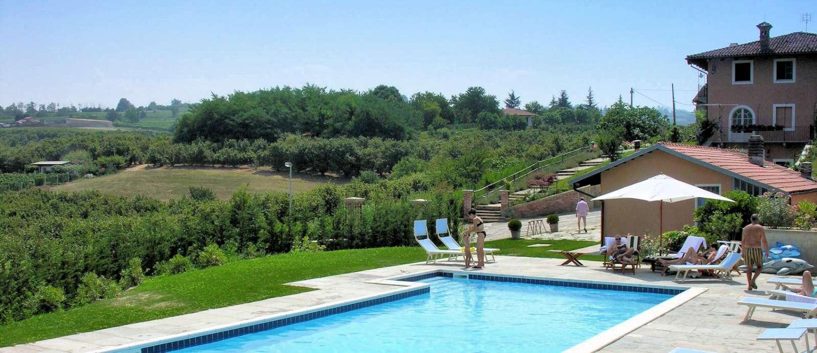 Villa Bricco dei Cogni