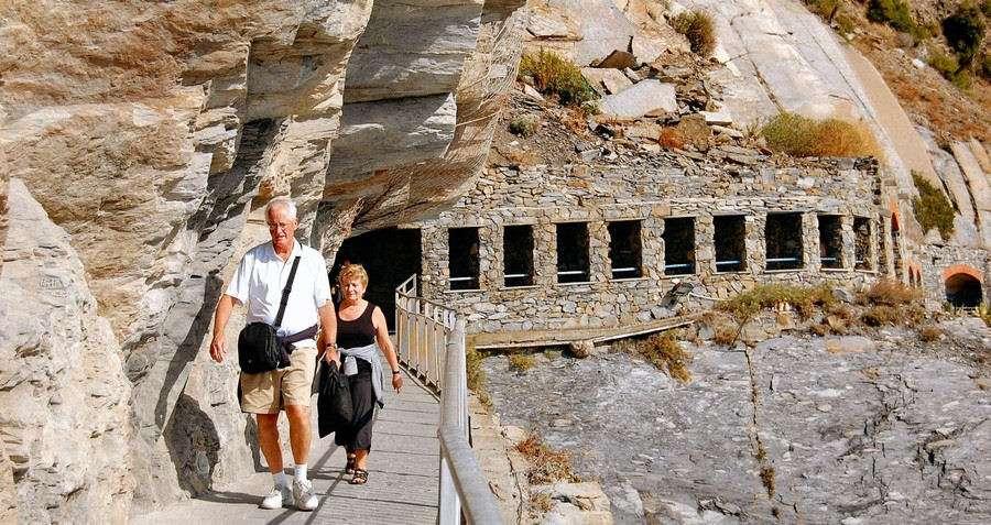 """""""La Via dell'Amore"""" ved Le Cinque Terre"""
