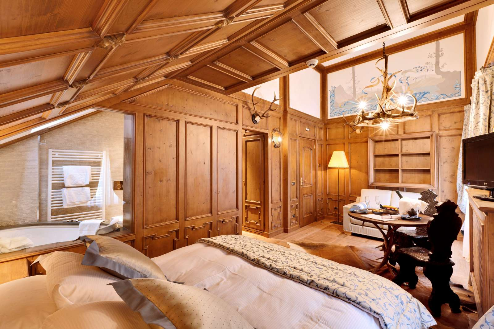 Suite Luxury Roof Afrodite